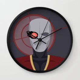 Deadshot Wall Clock