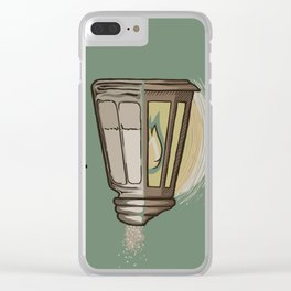 Salt and Light Clear iPhone Case