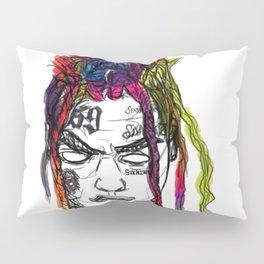 Tekashi 6ix9ine Pillow Sham