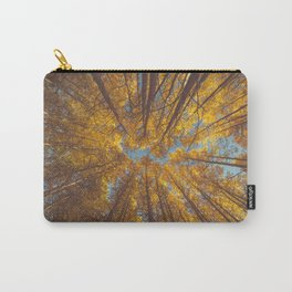 forest in autumn #society6 #decor #buyart Carry-All Pouch