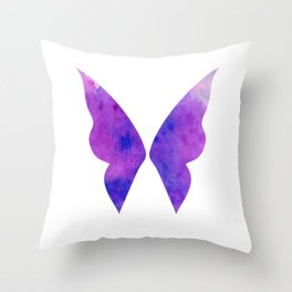 Evil Fairy Throw Pillow
