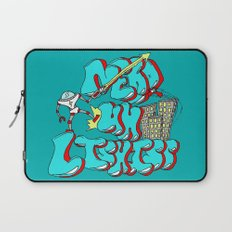 Nerds Are Heroes Laptop Sleeve