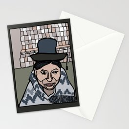 Peruvian Woman Stationery Cards