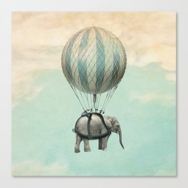 Jumbo (RM Canvas Print