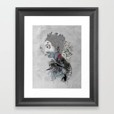 The sailor of the cities Framed Art Print
