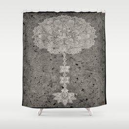 Henna Inspired 6 Shower Curtain