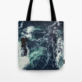 Shoals Awash Tote Bag
