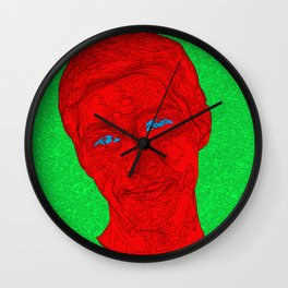 Okey Wall Clock