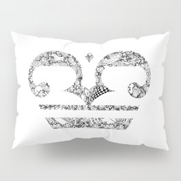 Mr. Buckingham Pillow Sham