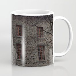 Old Montreal Stone Architecture Coffee Mug