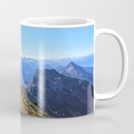 NC, Trail to Three Fingers Coffee Mug