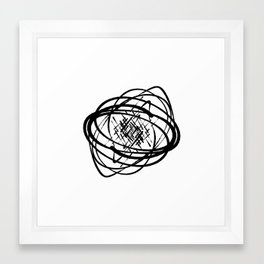 05 Framed Art Print