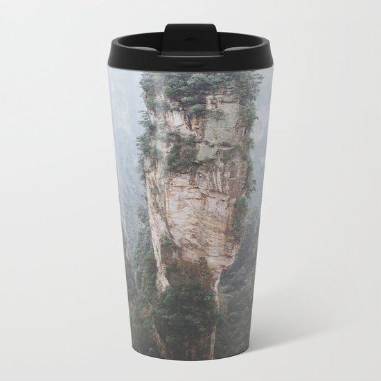 Zhangjiejia National Forest Park Metal Travel Mug