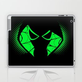 Spider Gwen-Spider Sense Laptop & iPad Skin