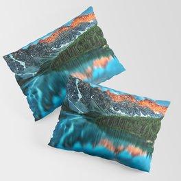 Lake Louise - Alberta, Canada Landscape Pillow Sham