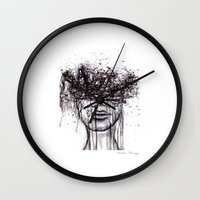 The Thought of You Wall Clock