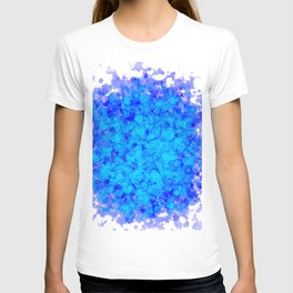 blue dust T-shirt