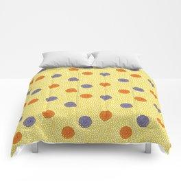 BOJANGLES, VINTAGE RETRO DOTS: AMERICANA Comforters