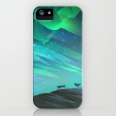 Follow the Pack iPhone (5, 5s) Slim Case