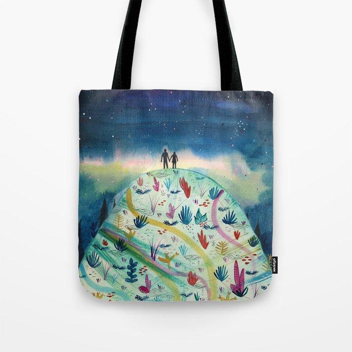 Love and Magic Tote Bag