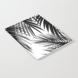 Palm Leaf Jungle Vibes #3 #tropical #decor #art #society6 Notebook