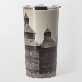 Russian Church Travel Mug