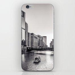Silver River iPhone Skin