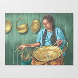 Gullah Canvas Print