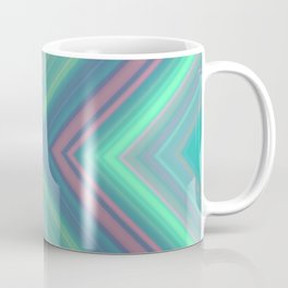 Underwater Emerald Coffee Mug