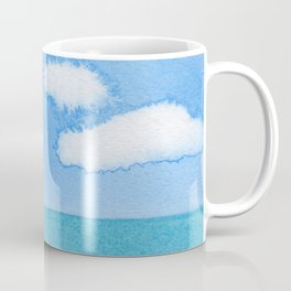 The Three Cloud Amigos Coffee Mug