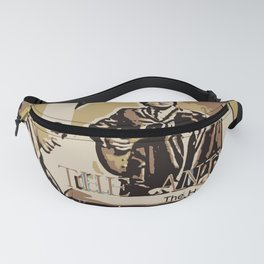 House Of The Rising Sun Fanny Pack
