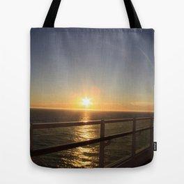 Ocean Sun Tote Bag