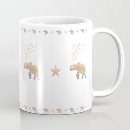 GOLD ELEPHANT Coffee Mug