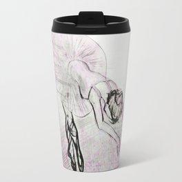 Graceful Girl Travel Mug