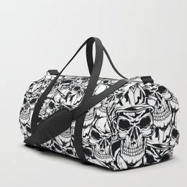 Pirate - Black - Pirate Duffle Bag