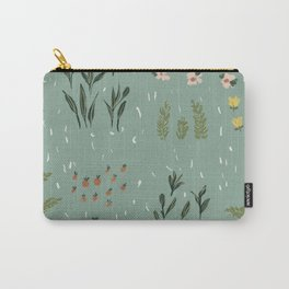 Little Fields Carry-All Pouch