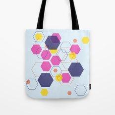 Hexagon Wonderland Tote Bag