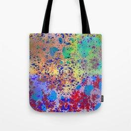 many dots II Tote Bag