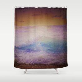 Sea Landscape Shower Curtain