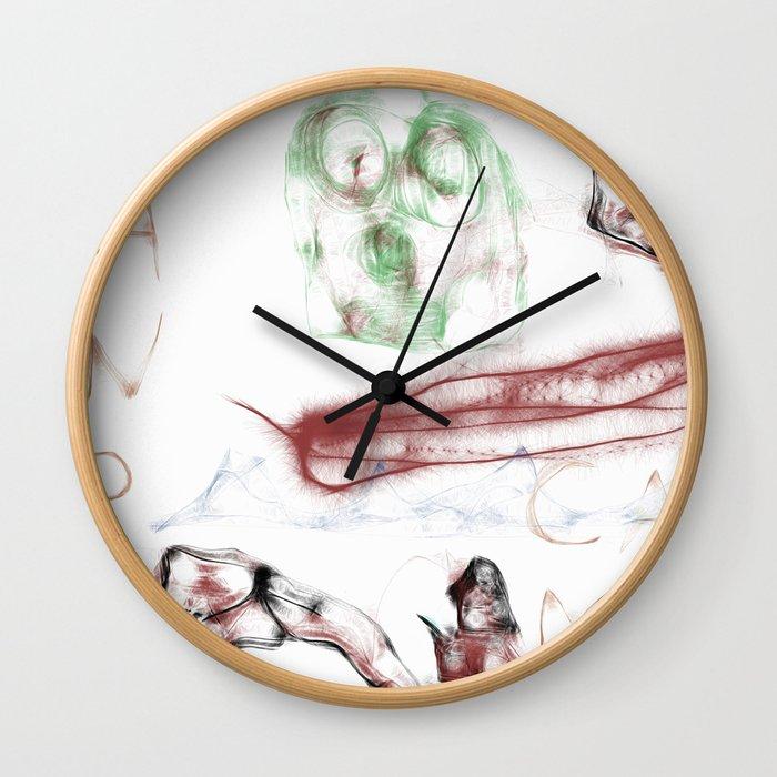 cano Wall Clock