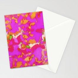 Softly smouldering Stationery Cards