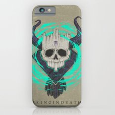 A KING IN DEATH iPhone 6s Slim Case