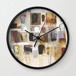 Large Talk Wall Clock