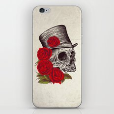 Dead Gentleman iPhone & iPod Skin