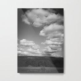 Road Tripping 2 - jjhelene Metal Print