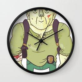 Yippee Ki Yay, MF Wall Clock