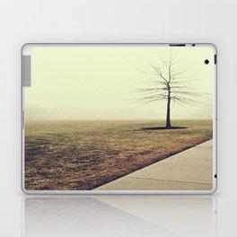 Bereft Fog Laptop & iPad Skin