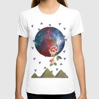 oriental T-shirts featuring Oriental by Nasaém