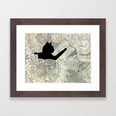 Emy Framed Art Print