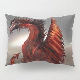 Challengers World Abstract Dragon Art Pillow Sham